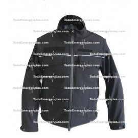 CHAQUETA SOFTSHELL ANTICORTE