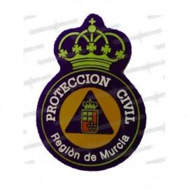 ESCUDO PROTECCIÓN CIVIL REGIÓN DE MURCIA