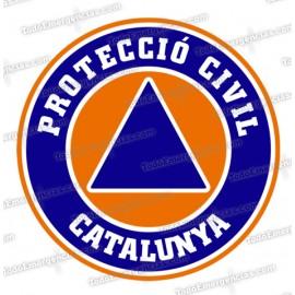 ESCUDO PROTECCIÓ CIVIL CATALUNYA