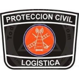 PARCHE PROTECCION CIVIL LOGISTICA (UD)