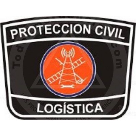 PARCHE PROTECCION CIVIL LOGISTICA (UD)