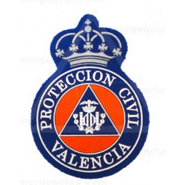 ESCUDO PROTECCION CIVIL VALENCIA
