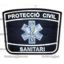 PARCHE PROTECCIÓ CIVIL SANITARI (UD)