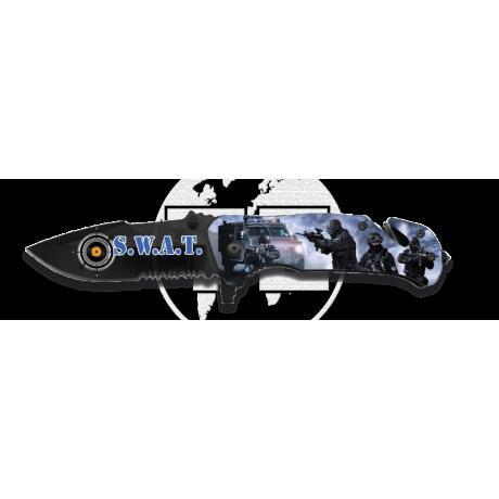 NAVAJA ASISTIDA RESCATE SWAT EN 3D