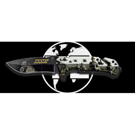 NAVAJA ASISTIDA RESCATE ARMY 3D