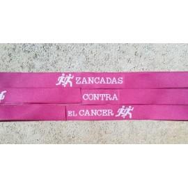 PULSERA ZANCADAS CONTRA EL CANCER