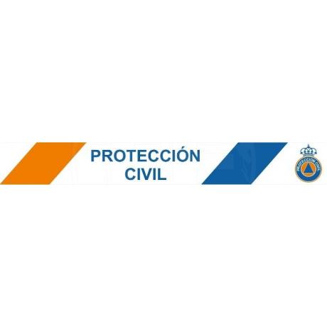 CINTA BALIZAR PROTECCION CIVIL 200 METROS