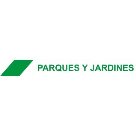 CINTA BALIZAR PARQUES Y JARDINES 200 METROS