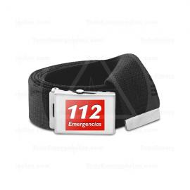 112 EMERGENCIAS TALLA L CINTURON CORDURA PACK