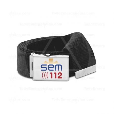 SEM 112 CINTURON CORDURA PACK