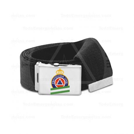 PROTECCION CIVIL ANDALUCIA CINTURON CORDURA PACK