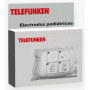 ELECTRODOS PEDIÁTRICOS DESFIBRILADOR SEMIAUTOMATICO TELEFUNKEN