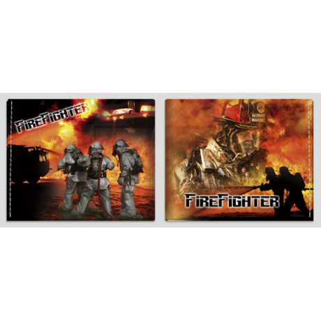 CARTERA IMPRESA FIRE FIGHTER