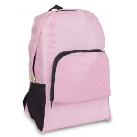 MOCHILA ROSA EMERGENCIAS PLEGABLE