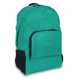 MOCHILA VERDE EMERGENCIAS PLEGABLE