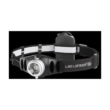 LINTERNA LED LENSER FRONTAL H7
