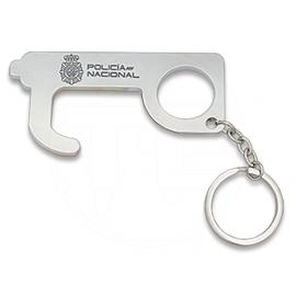 LLAVERO EMPUJADOR POLICÍA NACIONAL