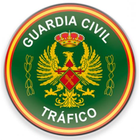 IMÁN GUARDIA CIVIL TRÁFICO REDONDO