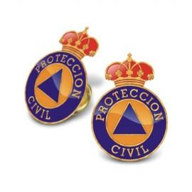 PIN PROTECCIÓN CIVIL