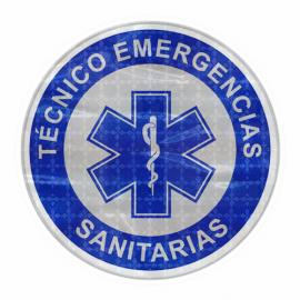 MODULO T.E.S. TECNICO EMERGENCIAS PECHO REFLECTANTE