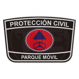 PARCHE PROTECCION CIVIL PARQUE MOVIL (UD)