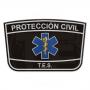PARCHE PROTECCION CIVIL T.E.S. (UD)