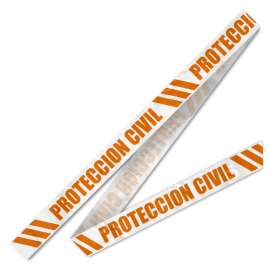 CINTA BALIZAR PROTECCION CIVIL