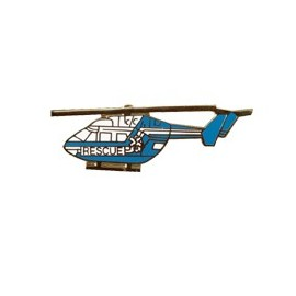 PIN HELICOPTERO RESCUE