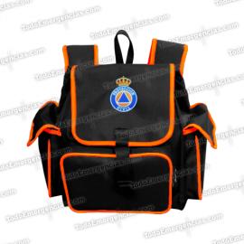 PARCHE PECHO CAP DE SECCIÓ PROTECCIÓ CIVIL CATALUNYA