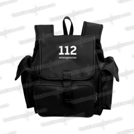 MOCHILA 112 EMERGENCIAS MULTIUSOS