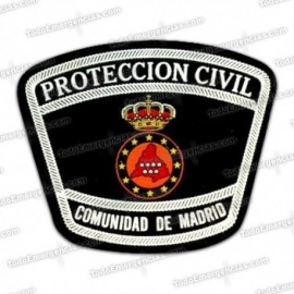 PARCHE PROTECCION CIVIL COMUNIDAD DE MADRID (UD)