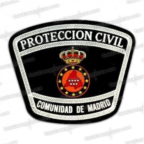 PARCHE PROTECCION CIVIL COMUNIDAD DE MADRID (UD)