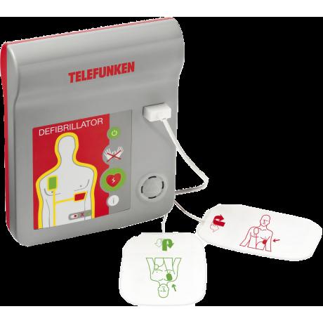 DESFIBRILADOR SEMIAUTOMATICO TELEFUNKEN