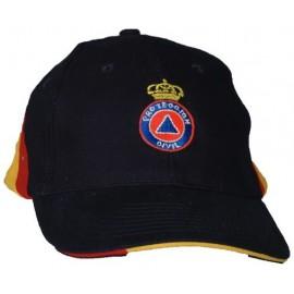 GORRA PROTECCION CIVIL ESPAÑA