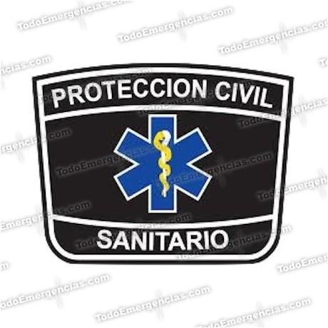 PARCHE PROTECCION CIVIL SANITARIO (UD)