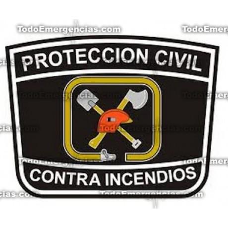 PARCHE PROTECCION CIVIL CONTRA INCENDIOS (UD)