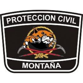 PARCHE PROTECCION CIVIL MONTAÑA (UD)
