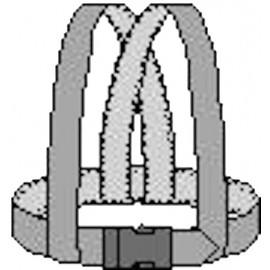 TIRANTE ARNES CINTURON REFLECTANTE
