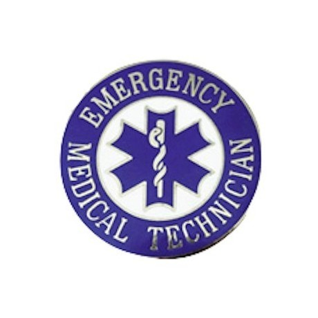 PIN METAL EMERGENCY MEDICAL TECHNICIAN