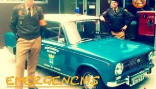 Coleccionismo Policial en Emergencias FM de Getafe VOZ