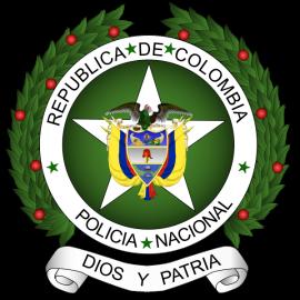escudo policia nacional COLOMBIA