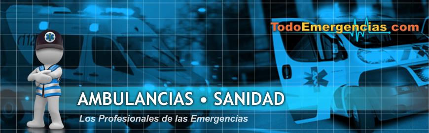 SANIDAD AMBULANCIAS