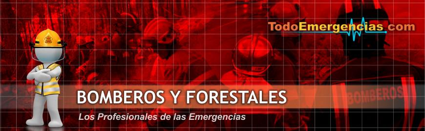 BOMBEROS Y FORESTALES