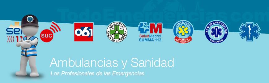 Sanidad y Ambulancias