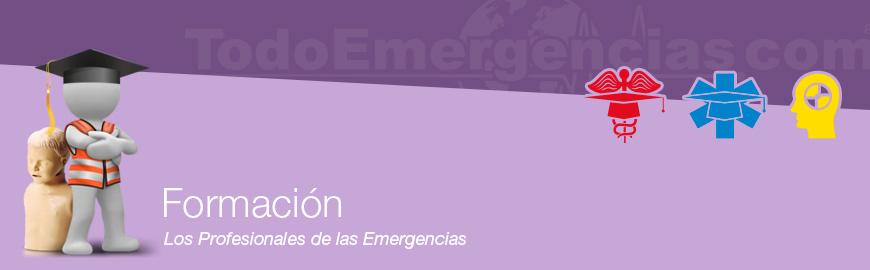 Formación emergencias