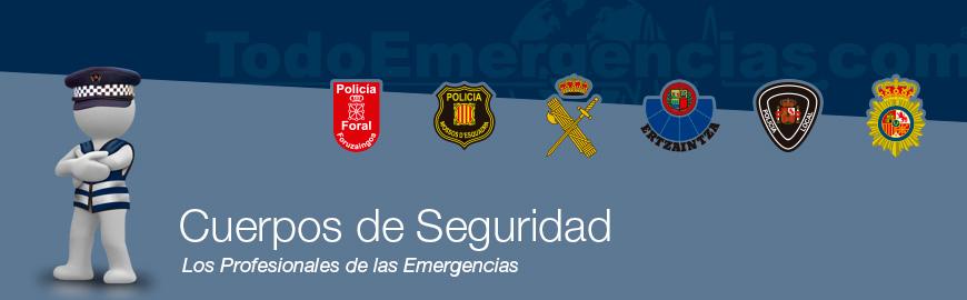 Cuerpos de Seguridad FFCCSS Policias