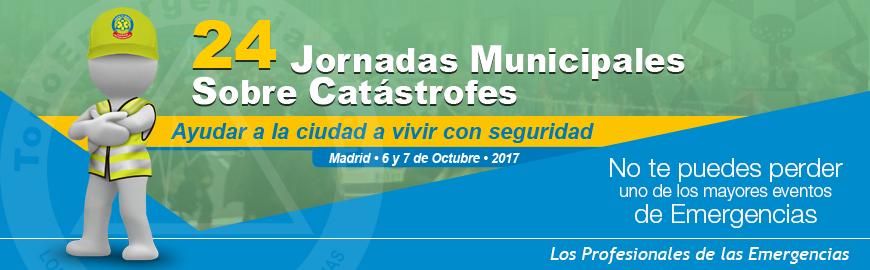 24 Jornadas SAMUR Emergencias 2017